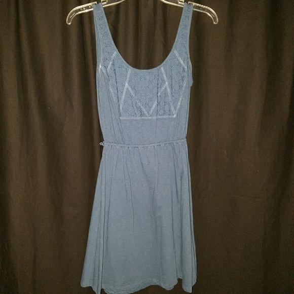 Kirra Dresses & Skirts - Kirra Blue Dress